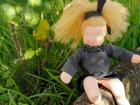 bambola waldorf natura