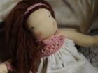 realizzazione bambola waldorf