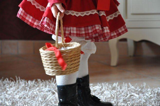 carnevale cappuccetto rosso