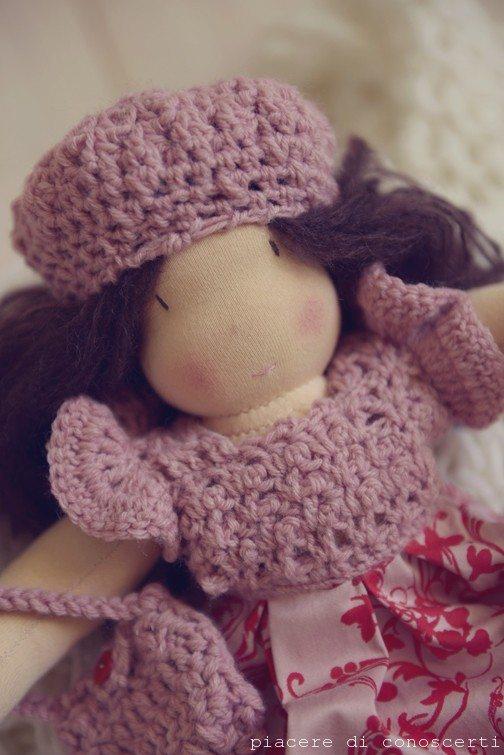 bambole steineriane waldorf