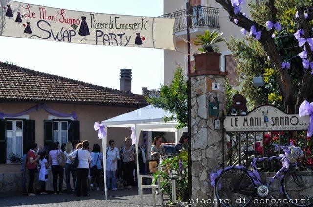 swap party roma